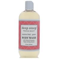 Deep Steep body wash, Passion fruit guava - 17 oz