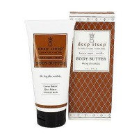 Deep Steep Body Butter Brown Sugar, Vanilla - 8 oz