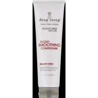 Deep steep sulfate free glossy smoothing conditioner brilliant sheen - 10 oz