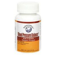 Balanceuticals Blood Pressure Balance Capsules, Gegen Pingya - 60 Ea