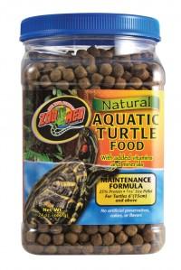 Zoo Med Laboratories Inc natural aquatic turtle food - maintenance formula - 24 ounce, 12 ea
