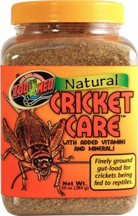 Zoo Med Laboratories Inc natural cricket care - 10 ounce, 36 ea