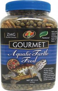 Zoo Med Laboratories Inc gourmet aquatic turtle food - 6 ounce, 36 ea