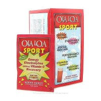 Ola Loa sport effervescent vitamin drink mix, Mixed Berry - 30 packets
