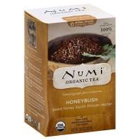 Numi organic tea honeybush - 1.52 oz