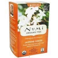 Numi Organic Tea Green Tea Bags - 18 ea