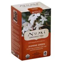 Numi organic tea bags jasmine green - 1.27 oz