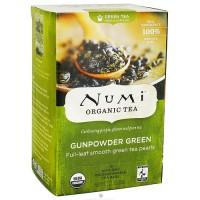 Numi Organic Green Tea - 18 Tea Bags
