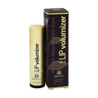 Devita SPF 15 Lip Volumizer, 100% Vegan - 0.15 oz, 12 pack