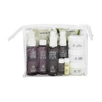 Devita natural skin care deluxe travel kit - 8 pieces