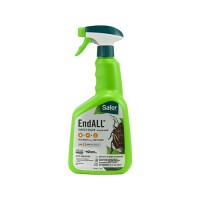 Woodstream Lawn & Grdn D safer end all insect kller rtu - 32 ounce, 6 ea