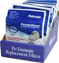Petmate Inc fresh flow charcoal filter - 2 pack, 72 ea