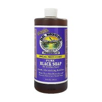 Dr. Woods Ideal Skin Care, Pure Black Soap - 32 oz