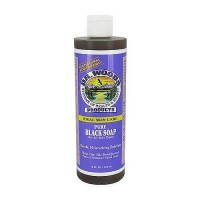 Dr.Woods Pure Black Castile Soap - 16 oz