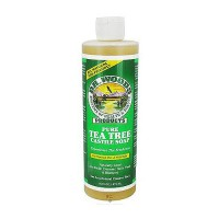 Dr.Woods Pure Castile Tea Tree Soap - 16 oz