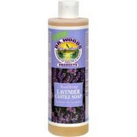 Dr woods soothing lavender castile soap - 16 oz