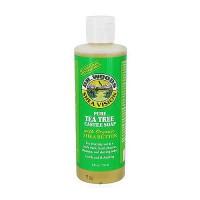 Dr.Woods Shea Vision Castile Soap, Pure Tea Tree - 8 oz
