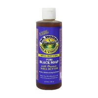 Dr.Woods Shea Vision Pure Black Soap with Organic Shea Butter - 8 oz
