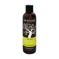 Dr.Woods Shea Vision Naturals Tea Tree Facial Cleanser - 8 oz
