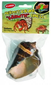 Zoo Med Laboratories Inc hermit crab growth shell - extra large, 24 ea