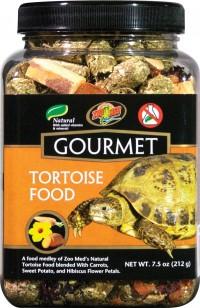Zoo Med Laboratories Inc gourmet tortoise food - 7.25 ounce, 36 ea