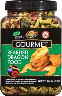 Zoo Med Laboratories Inc gourmet bearded dragon food - 8.25 ounce, 36 ea