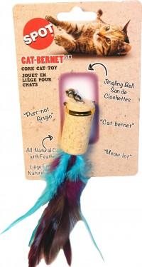 Ethical Cat cat-bernet cork toy - 5 inch, 48 ea