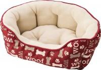 Ethical Fashion-Seasonal sleep zone woof scallop shape bed - 24 inch, 4 ea