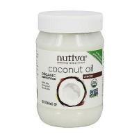 Nutiva Coconut Oil, Organic Extra Virgin - 15 oz