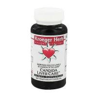 Kroeger Herbs Candida Liver Care, Vegetarian Capsules - 100 ea