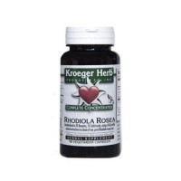 Kroeger herb rhodiola rosea vcaps - 90 ea