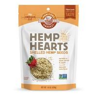 Hemp Hearts Raw Shelled Hemp Seeds - 16 oz