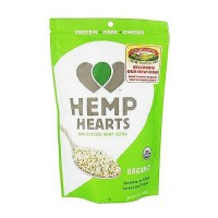 Manitoba Harvest Hemp Hearts Raw Shelled Hemp Seed, Certified Organic - 12 oz, 6 pack