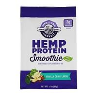 Manitoba harvest hemp protein smoothie vanilla chai - 1.1 oz, 12 ea