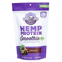 Manitoba harvest hemp protein smoothie chocolate - 1.1 oz, 12 ea
