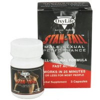 Oxylife products stan-tall male sexual performance capsules - 3 ea