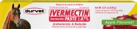 Durvet/Equine D ivermectin paste 1.87% bulk for horses - 6.08 gm, 100 ea