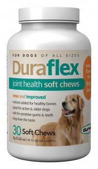 Durvet - Pet D duraflex joint health soft chews - 30-60 day, 12 ea