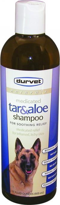 Durvet - Pet D naturals pet shampoo - 17 oz, 12 ea