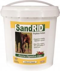 Durvet/Equine D sandrid psyllium pellets for equine - 10 pound, 2 ea