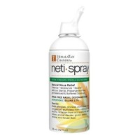 Himalayan institute press neti spray hypertonic adult  -  4.2 oz