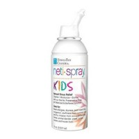 Himalayan institute press neti spray, kids, natural sinus relief  -  2.53 oz
