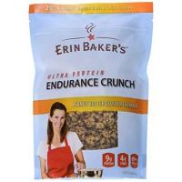 Erin Baker's ultra protein granola endurance crunch - 12 oz, 6 pack