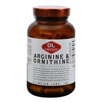 Olympian Labs Arginine And Ornithine Capsules - 100 ea