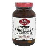 Olympian Labs extra strength evening primrose oil 1300 mg softgels - 60 ea