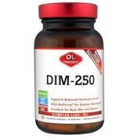Olympian labs DIM 250 vegitarian capsules - 30 ea
