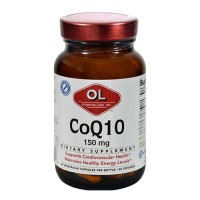 Olympian Labs coenzyme Q10 extra strength 150 mg capsules - 60 ea
