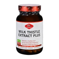 Olympian labs milk thistle extract plus dietary supplement - 60 ea