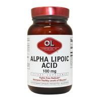 Olympian labs alpha lipolic acid dietary supplement - 60 ea