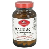 Olympian Labs malic acid with magnesium capsules - 90 ea